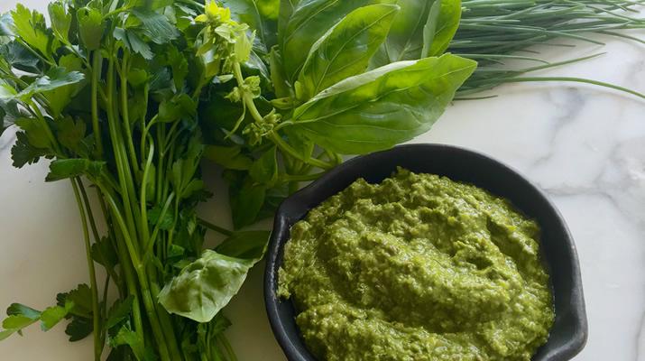 Blog Salsa Verde